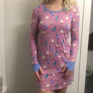 nite nite munki munki Intimates & Sleepwear - Llama PJ's